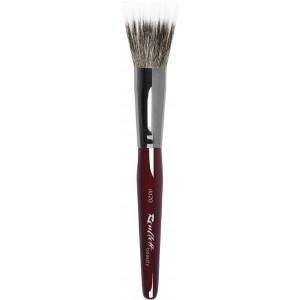 Кисть круглая из волоса синтетики и коричневой козы №20, dd20